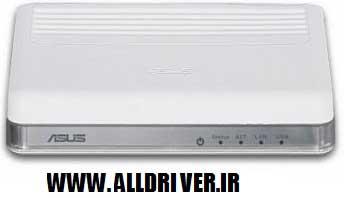دانلود درایور مودم Asus AM602 - مودم ADSL ایسوس